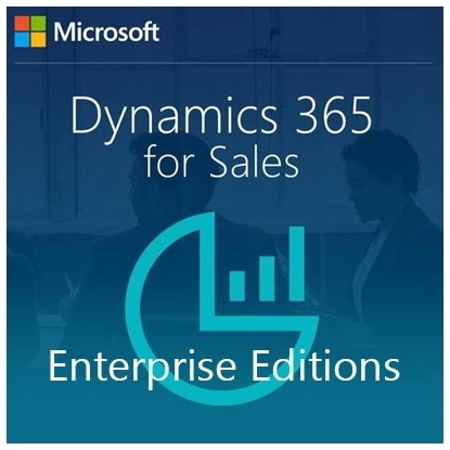 Picture of Dynamics 365 for Sales Enterprise Edition (SMB Offer) US