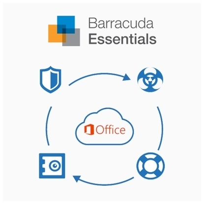 Picture of Barracuda Essentials for Office 365