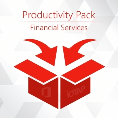 Picture of Productivity Pack for Financial Services