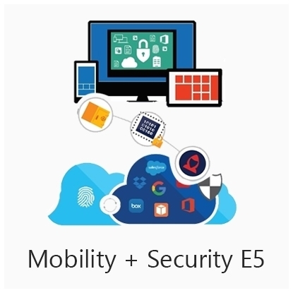 Picture of Enterprise Mobility + Security E5 Trial